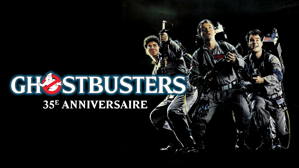 Ghostbusters - 35th anniversary