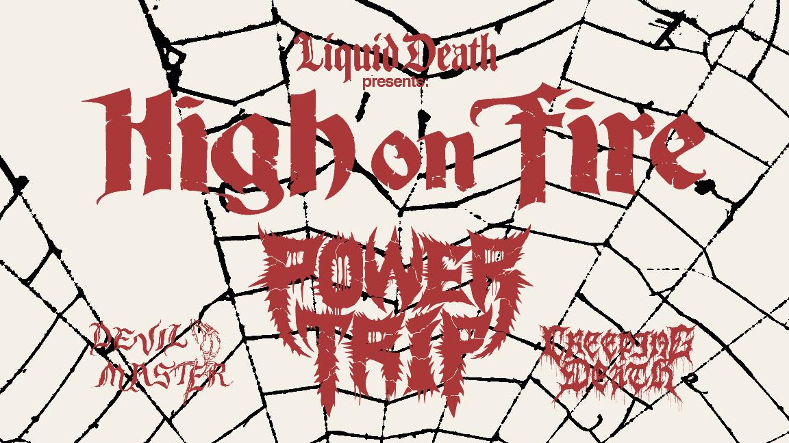 High On Fire & Power Trip