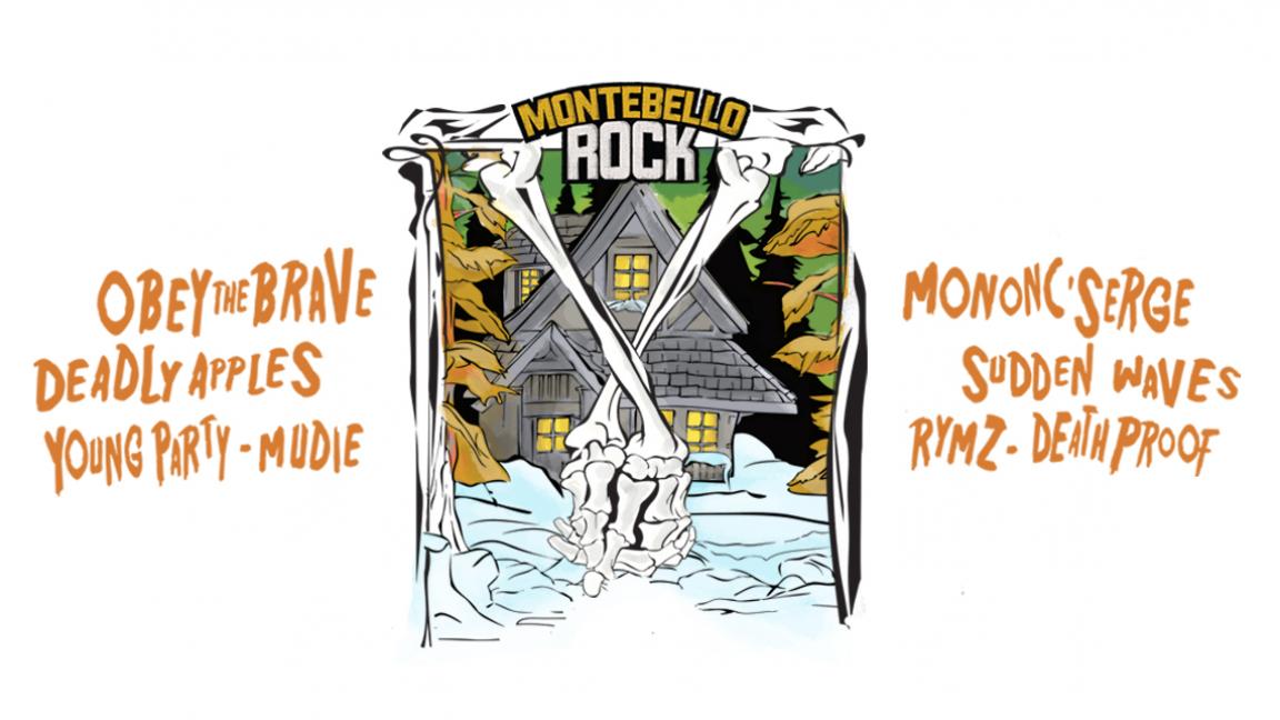Soirée Montebello Rock