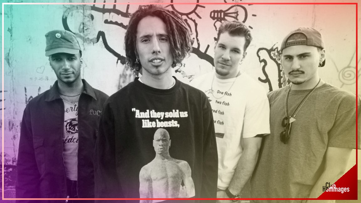 Club Hommages : Rage Against the Machine | 18+ (guaranteed access with paid ticket)