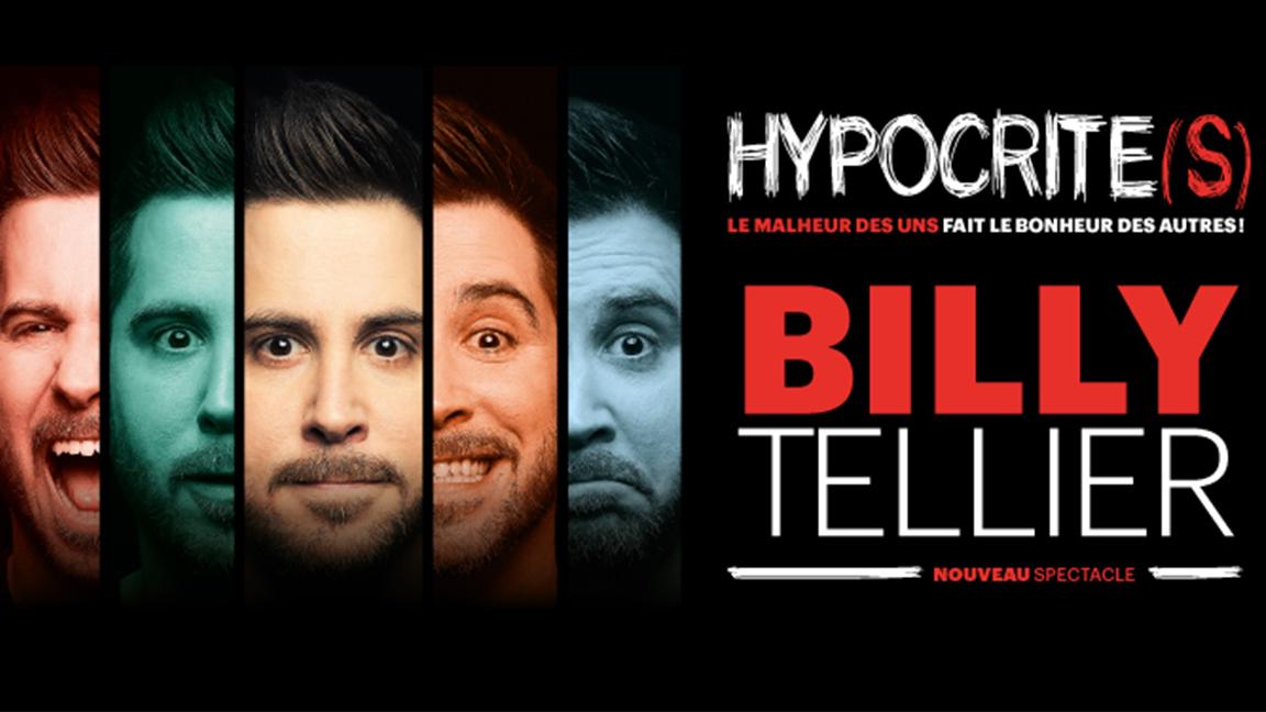 Billy Tellier - Hypocrite(s)