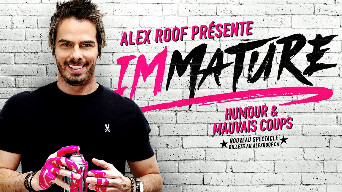 ALEX ROOF - IMMATURE