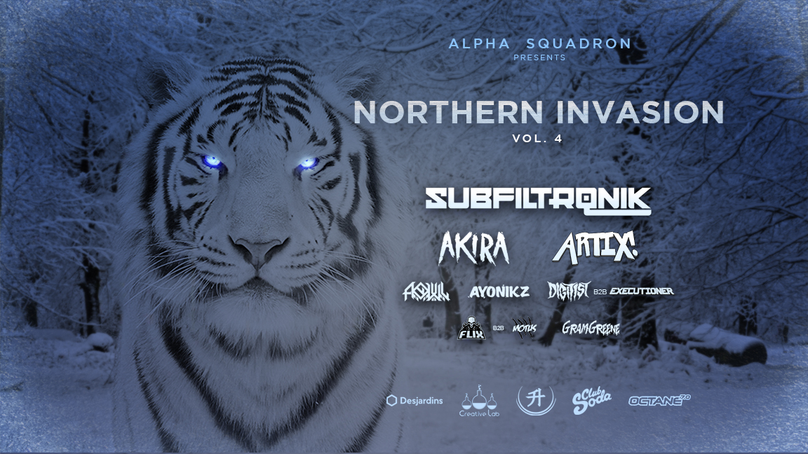 Northern Invasion VOL. 4
