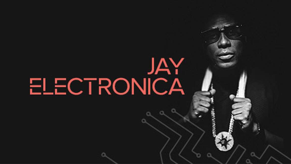 POSTPONED from March 27 to September 20| Jay Electronica - MICROPHONE MASTERS