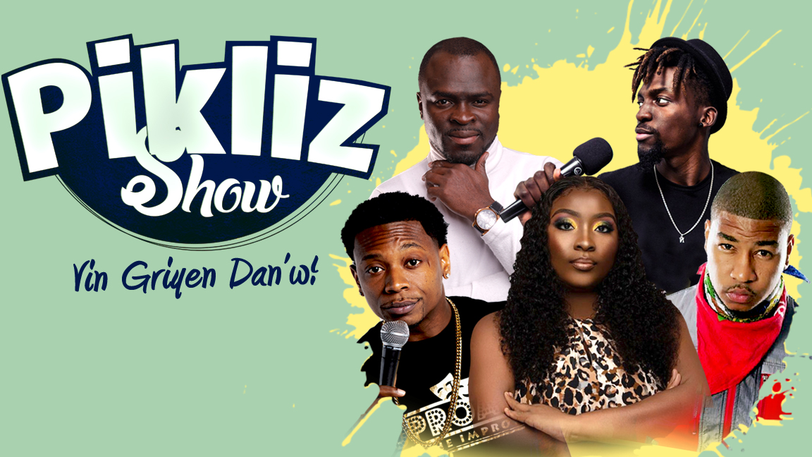 CANCELLED | PIKLIZ COMEDY SHOW
