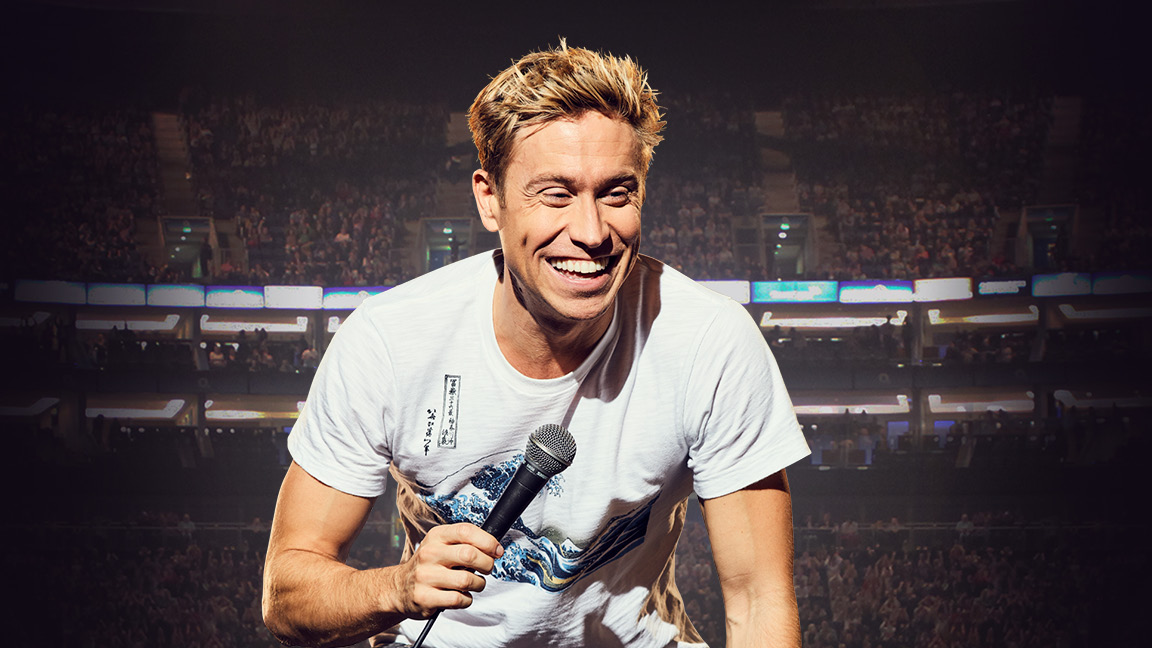 Just for laughs presents : Russell Howard
