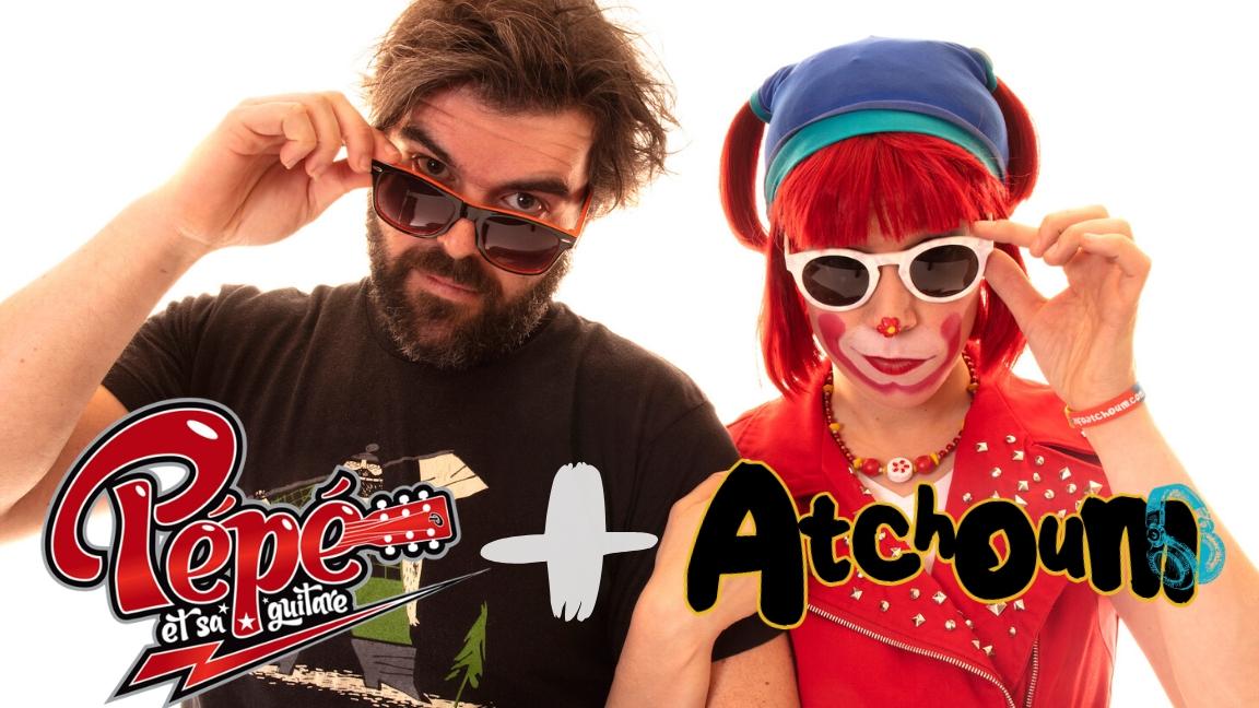 ANNULÉ |Atchoum & Pépé et sa guitare - Ça Promet