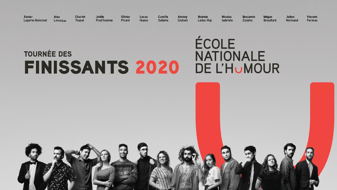 TOURNÉE DES FINISSANTS 2020