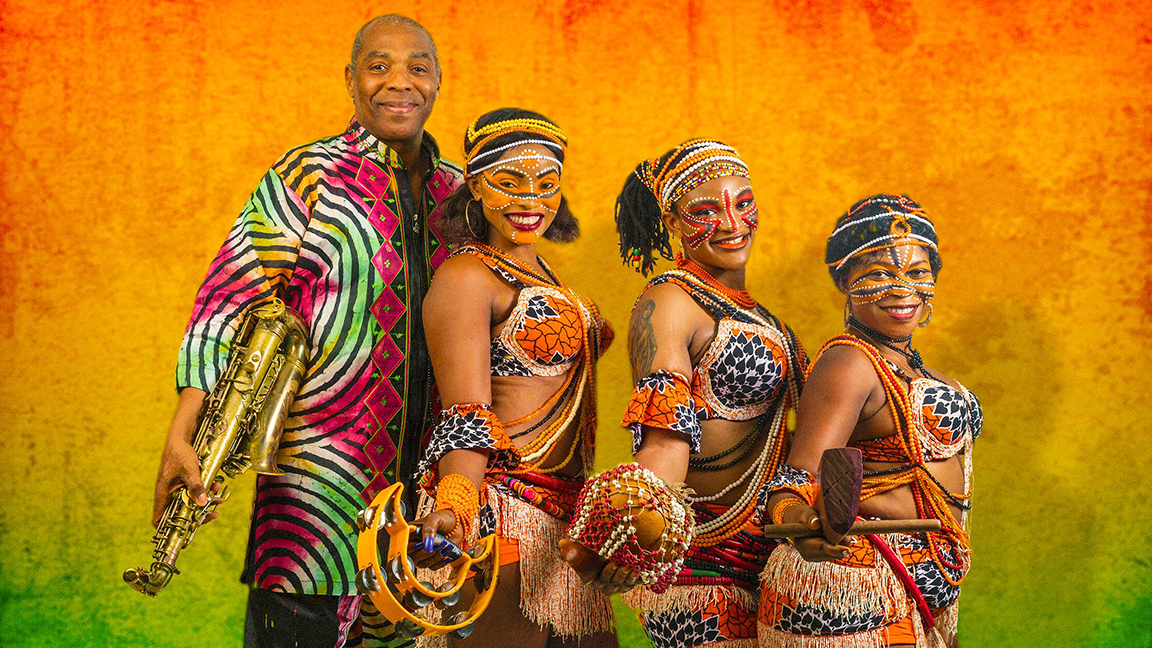 CANCELLED | FIJM 2020 au #clubsodamtl | Femi Kuti & The Positive Force