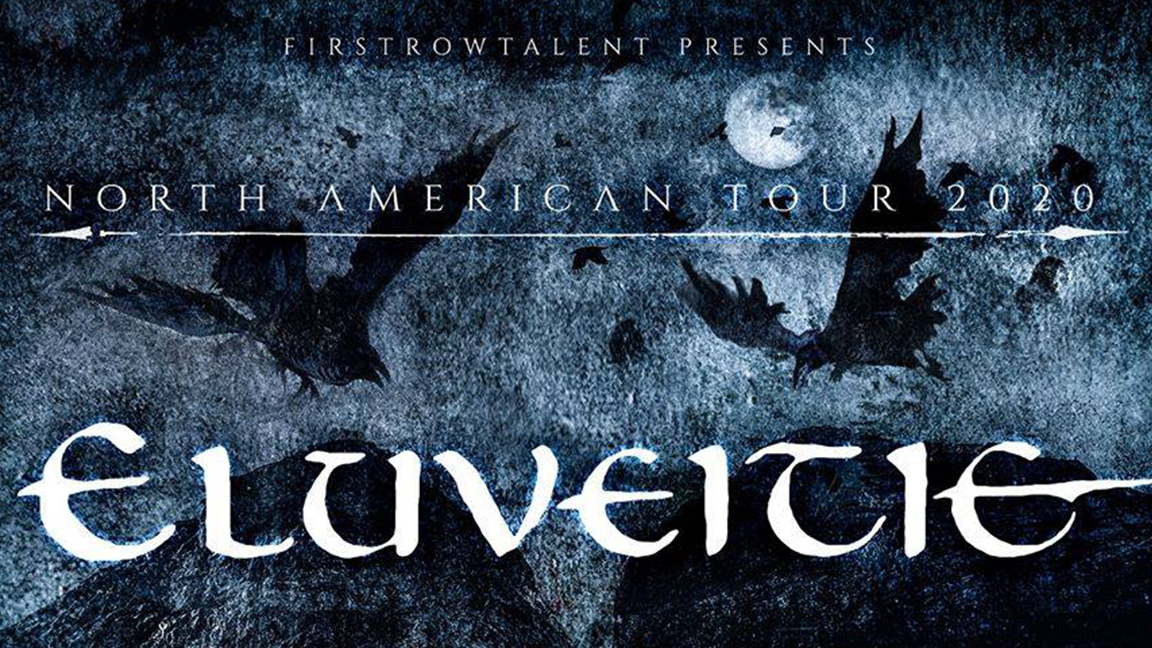 CANCELLED | Eluveitie