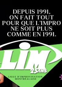 La Ligue d'improvisation Montréalaise