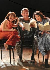 Party pyjama littéraire au profit de l'organisme Petits bonheurs