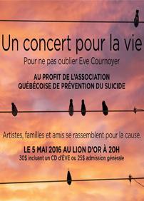 Un concert pour la vie