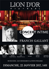 Concert Intime