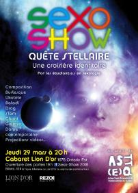 Le Sexo-Show 2018