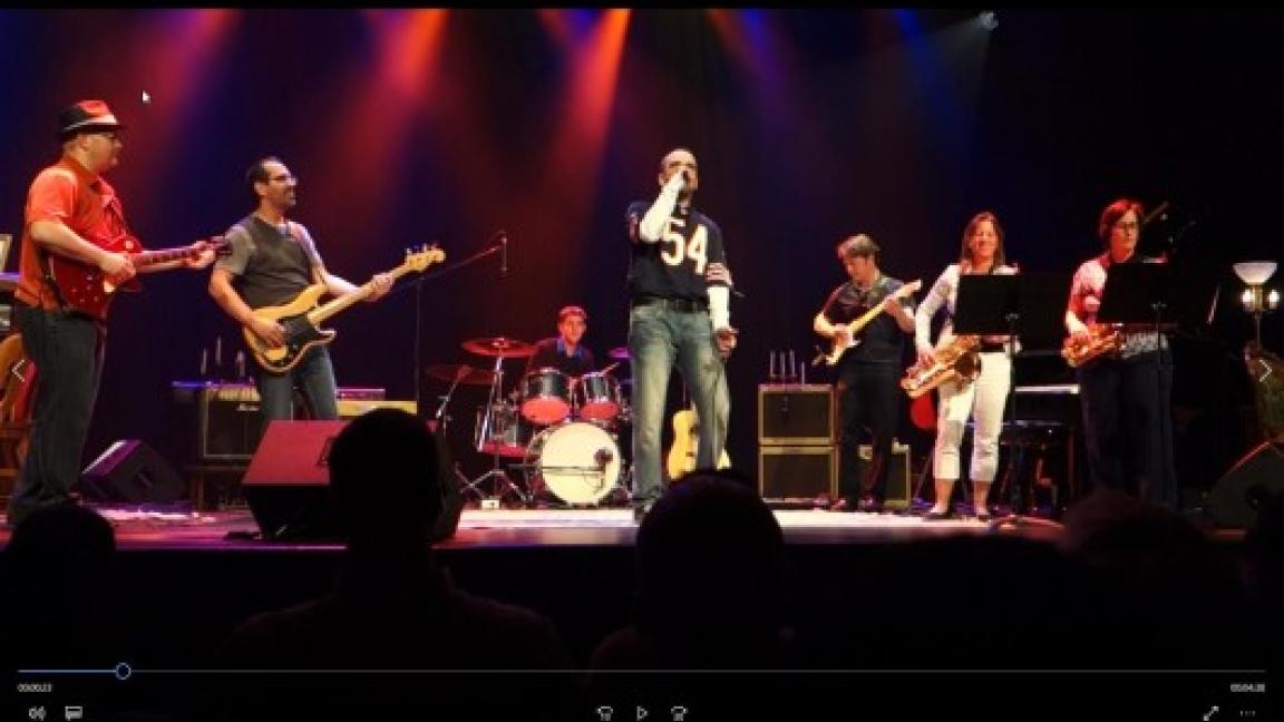 Les Bands de l'Académie Ste-Dorothée