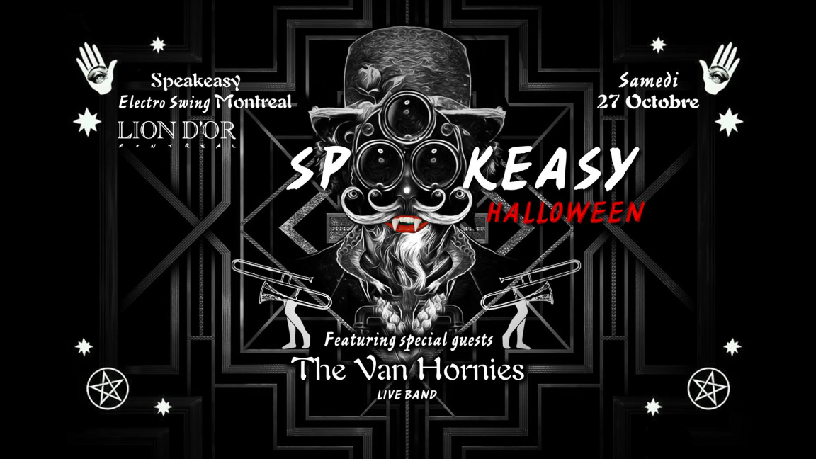 Spookeasy - Halloween