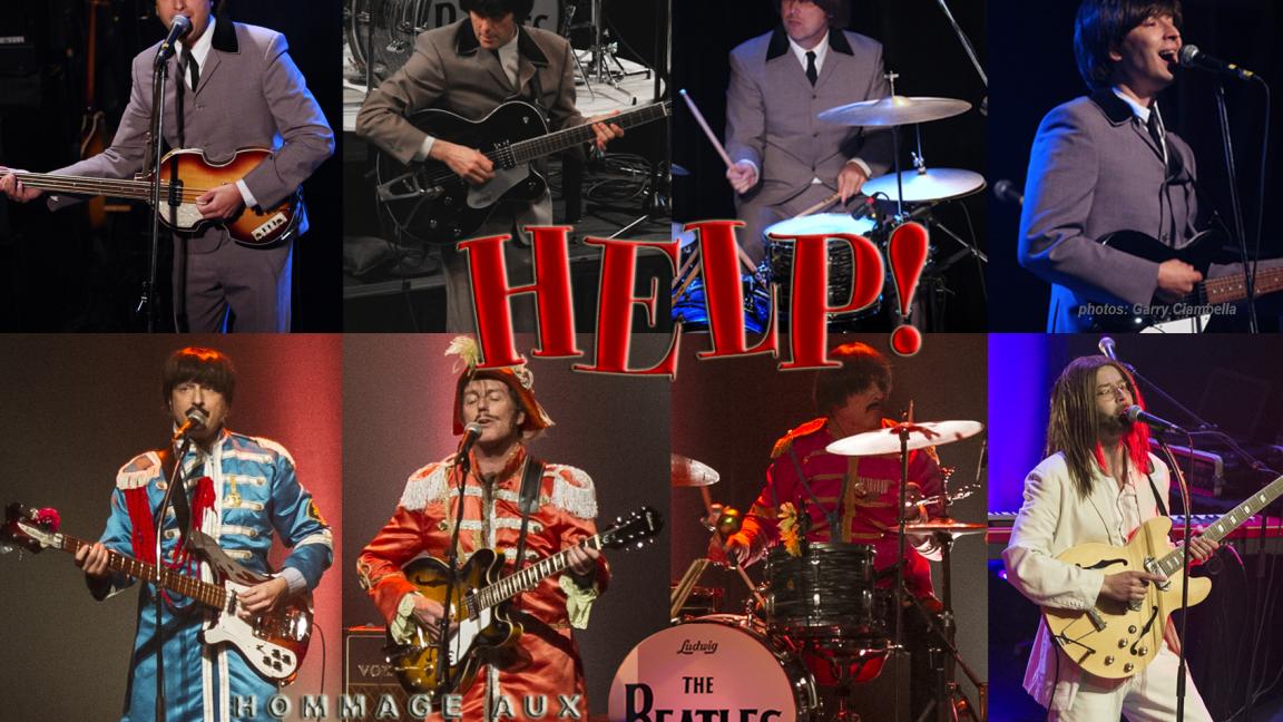HELP! Hommage aux Beatles