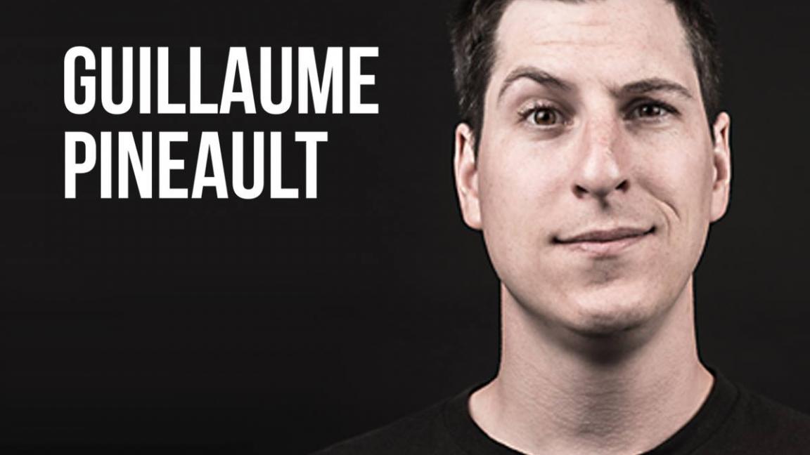 Guillaume Pineault - En rodage