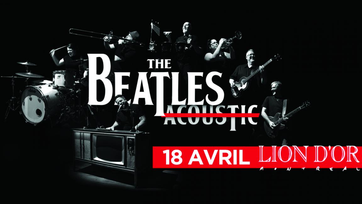 """The Beatles """"Acoustic"""" - Mettez-vous en mode découverte"""