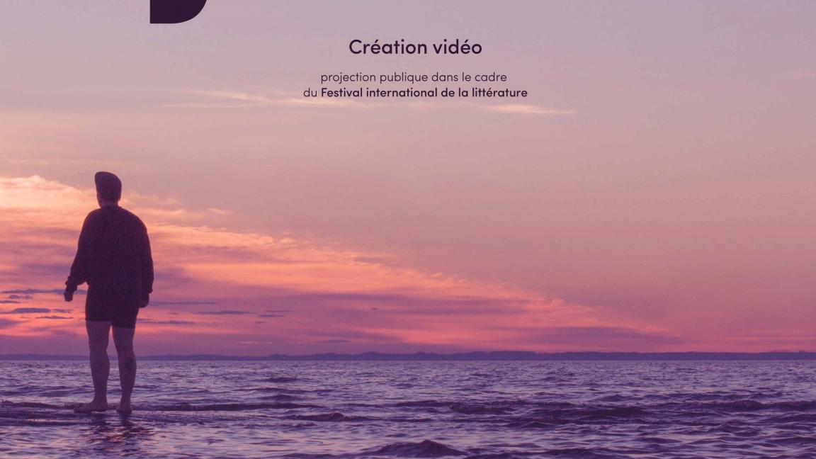 Queen Ka / Si je reste « Création vidéo, poésie et musique ».