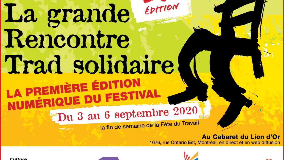 FESTIVAL LA GRANDE RENCONTRE TRAD SOLIDAIRE - Jour 3
