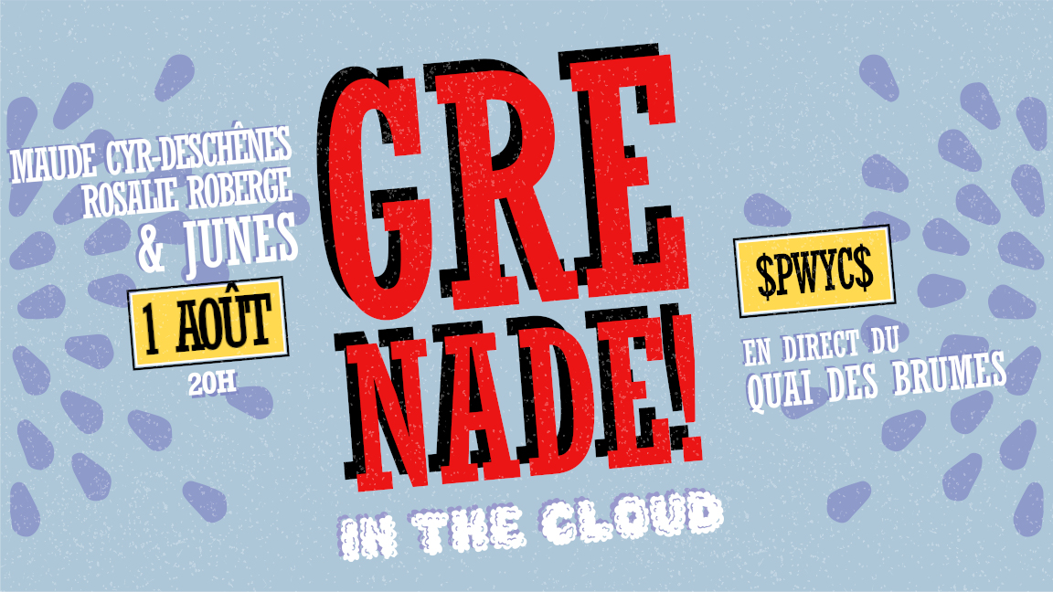 Grenade In The Clouds : Girls Night!