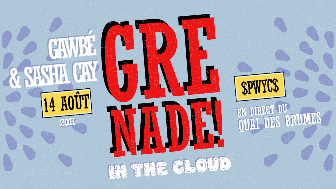 Grenade in the Cloud : 1 year anniversary