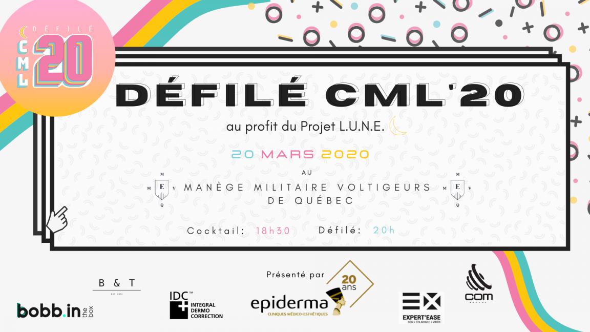 Défilé CML 2.0 | Soirée officielle