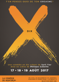 DIX, LA PIECE