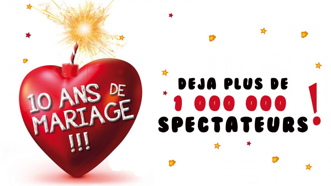 10 ans de Mariage !!!