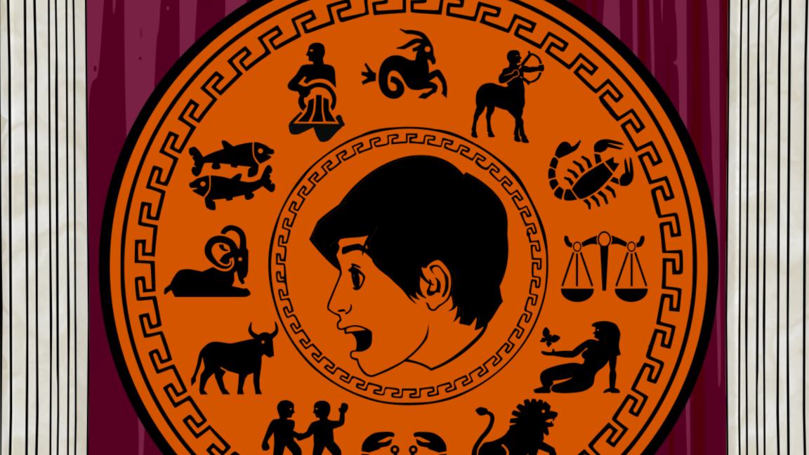Les origines du zodiaque