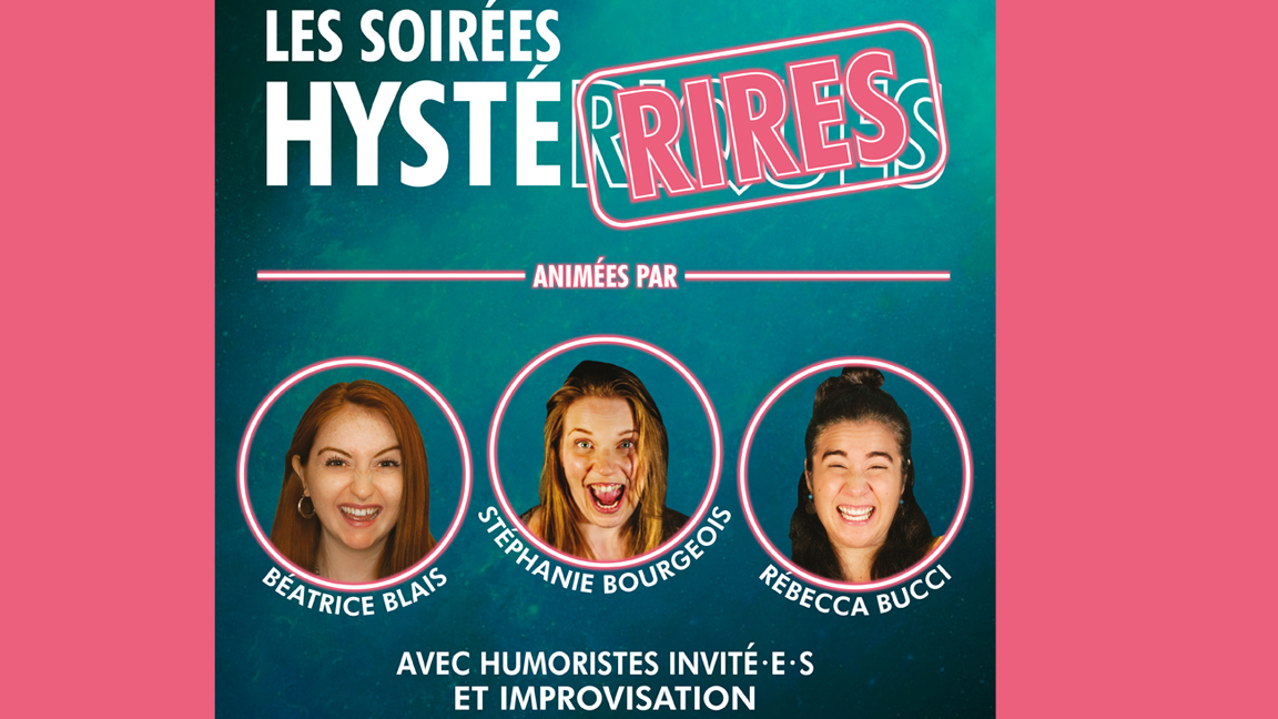 LES SOIREES HYSTERIRES