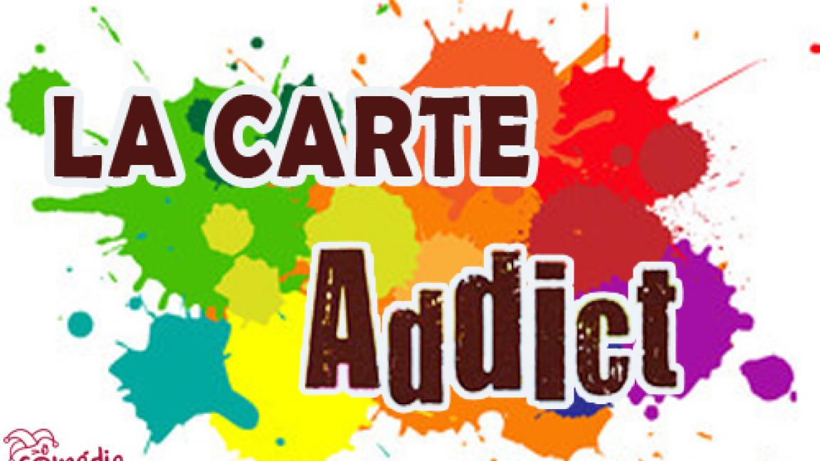 CARTE ADDICT 2020