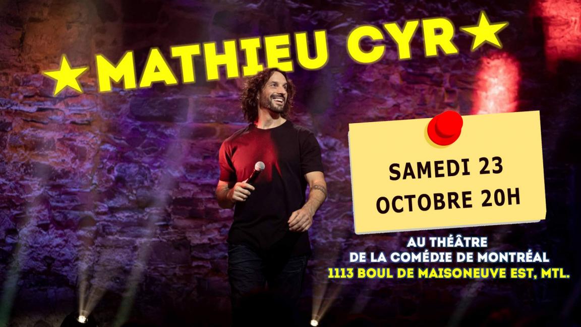 Mathieu Cyr