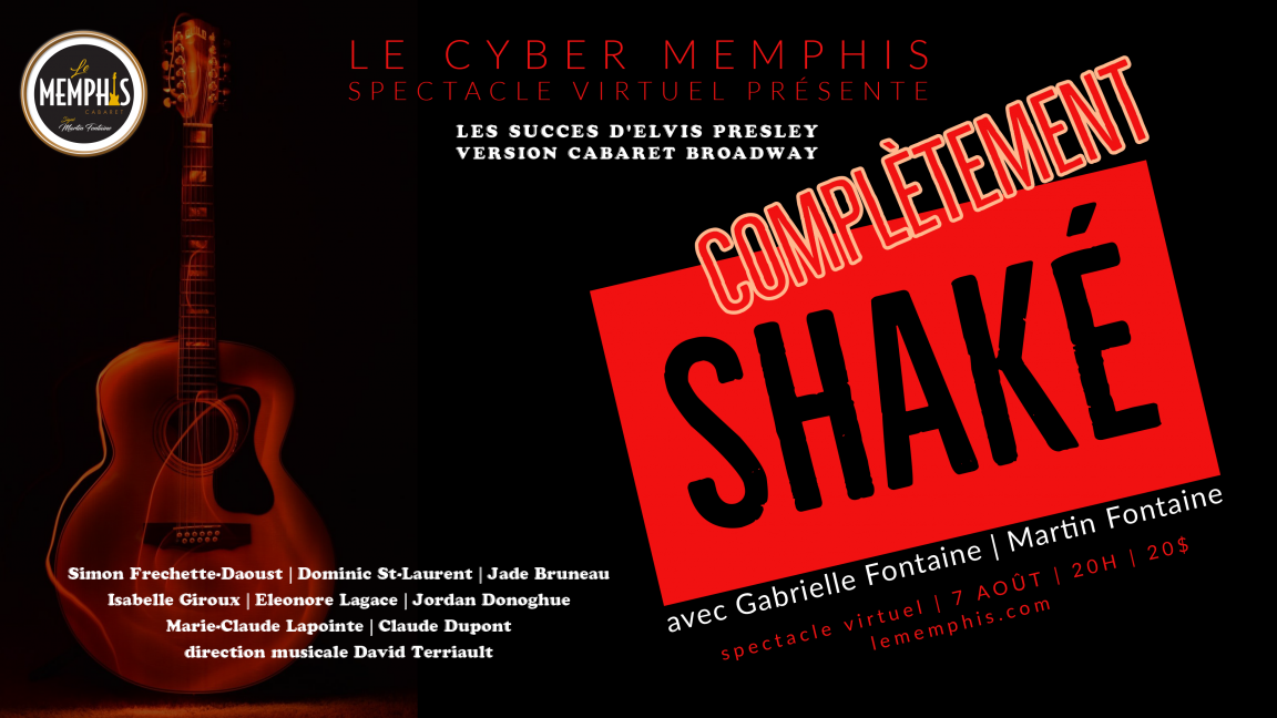 En direct du Cyber Memphis - Cabaret Virtuel