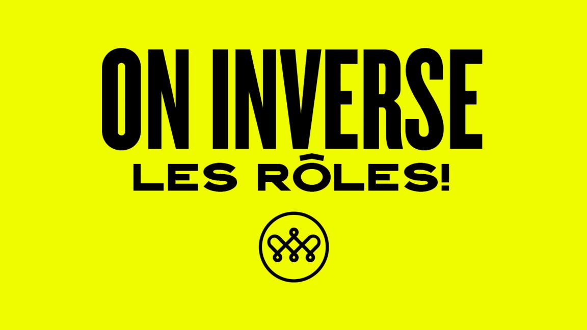 Comédie Fest Formule Club : On inverse les rôles! - Daniel Grenier et Maude Landry