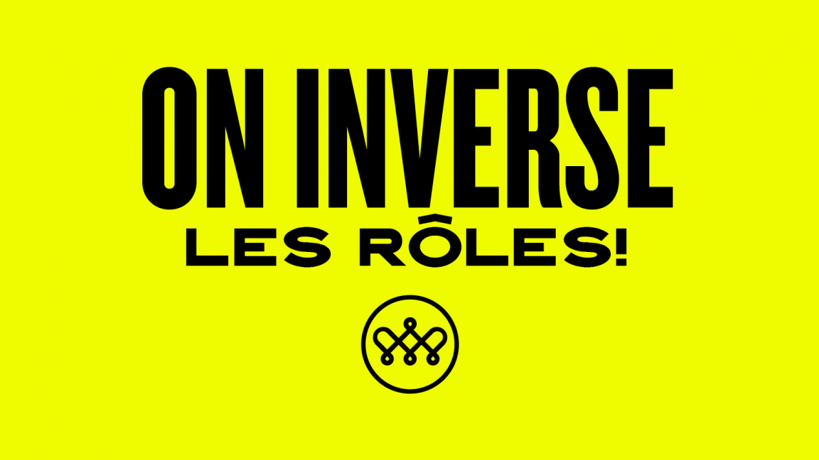 Comédie Fest Formule Club : On inverse les rôles! - Korine Coté et Josiane Aubuchon