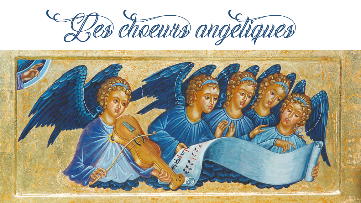Concert de Noël: Les chœurs angéliques