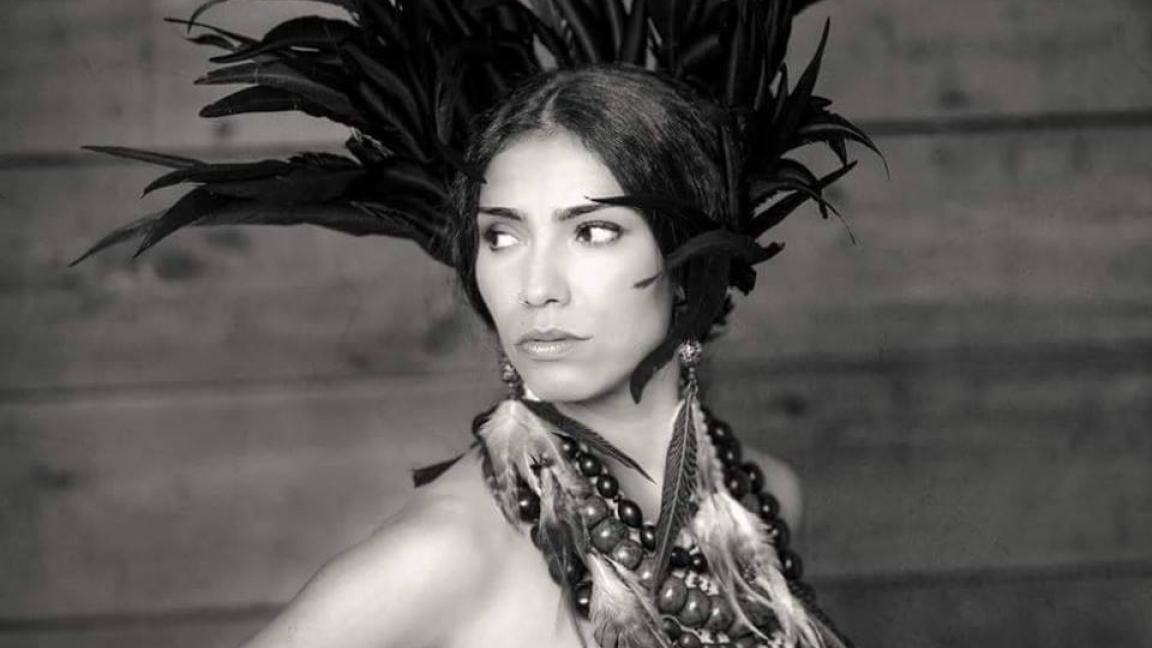 Mamselle Ruiz en spectacle au CRAPO