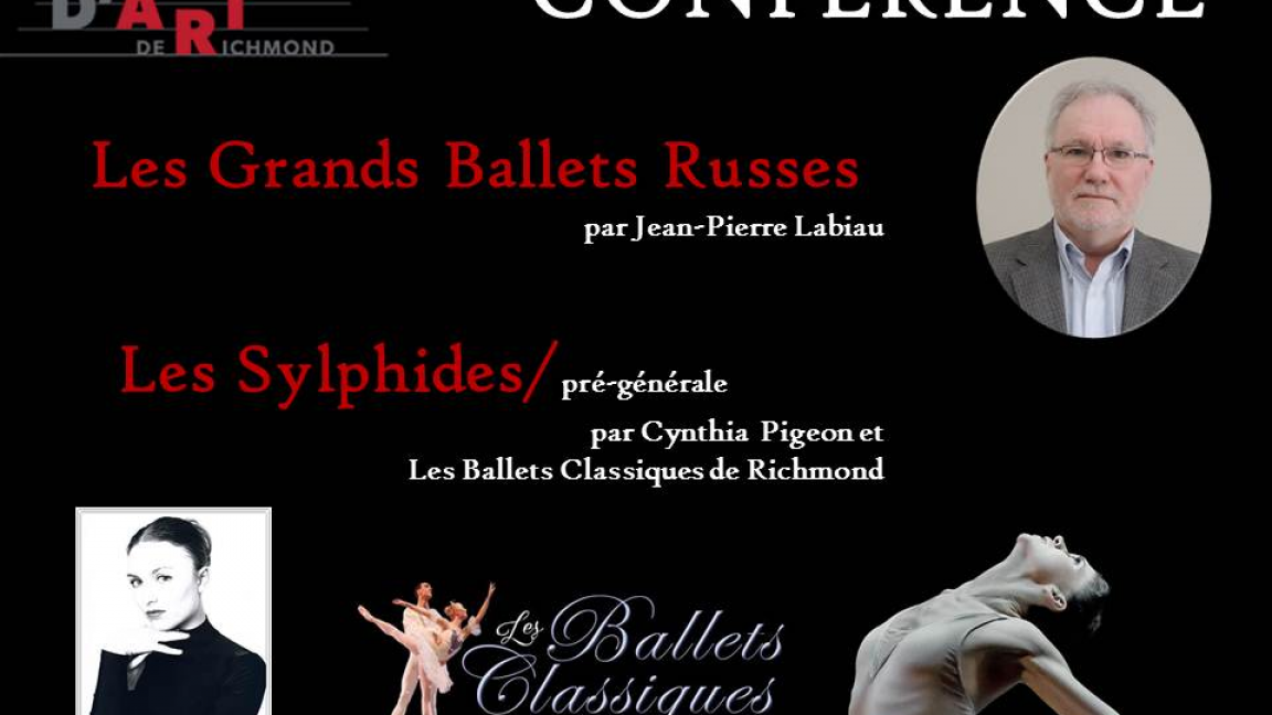 Les Grands Ballets Russes