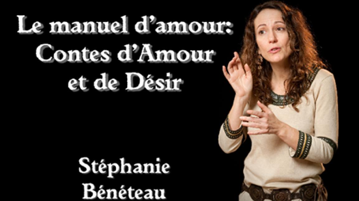 Soirée conte : Le manuel d'amour - Spécial St-Valentin