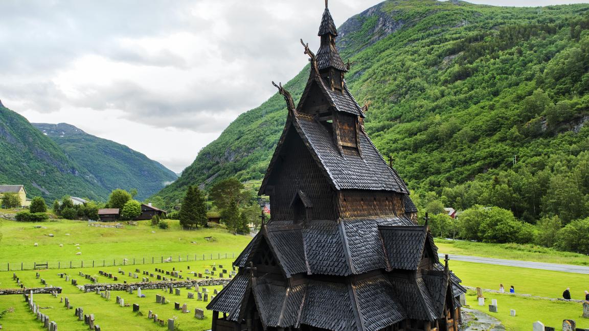 Les aventuriers voyageurs - La Norvège, au pays des trolls