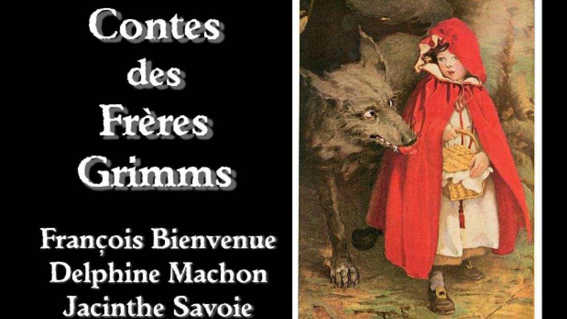 Soirée conte : Les Contes de Grimm