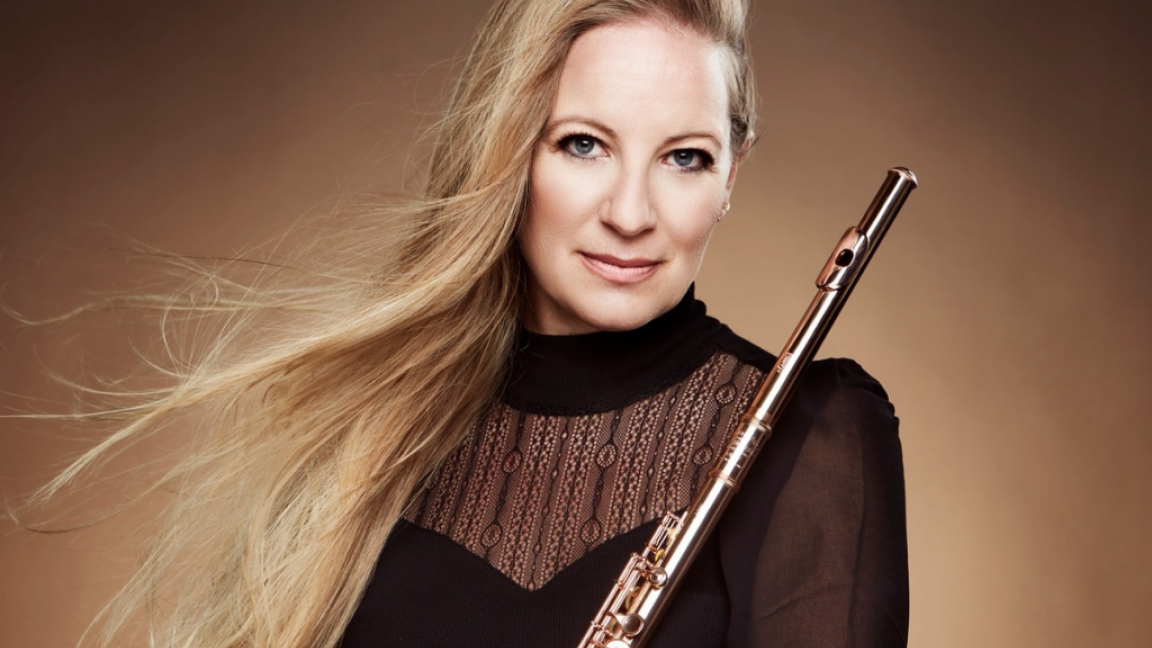 Nadia Labrie - Passion flûte : Mozart