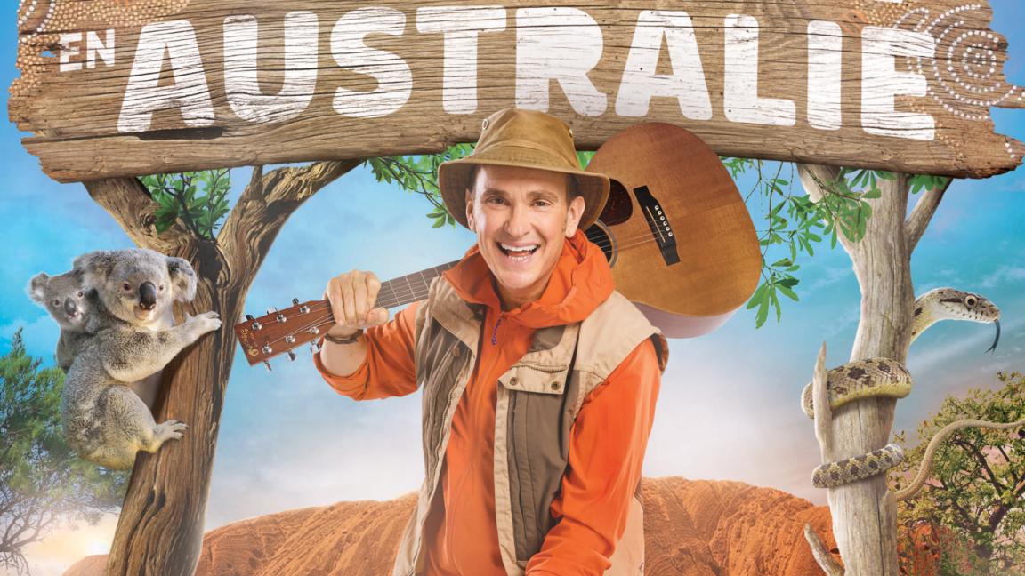 Arthur L'Aventurier - Au bout du monde en Australie