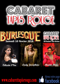 Souper-Spectacle BURLESQUE
