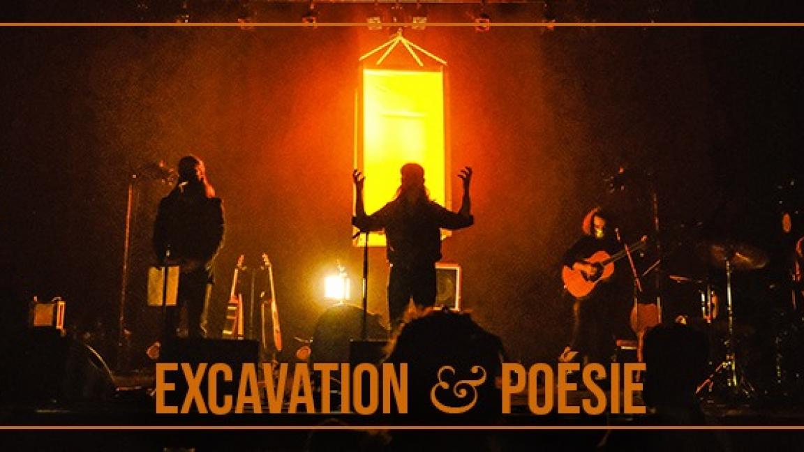 Excavation et poésie