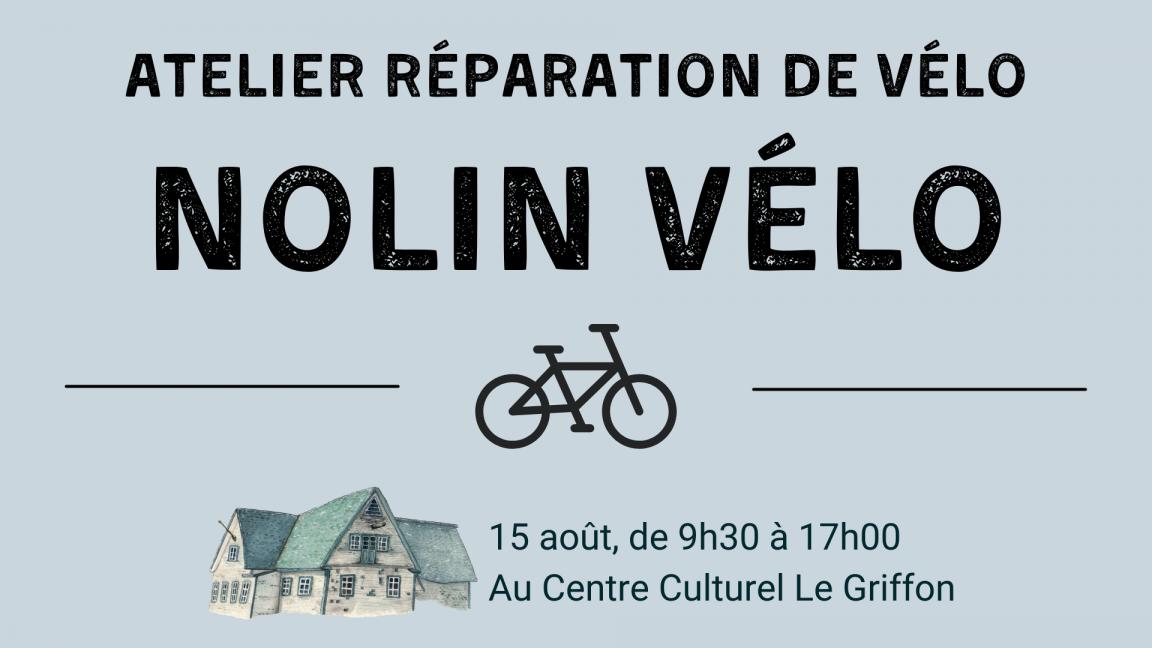 Atelier réparation de vélo