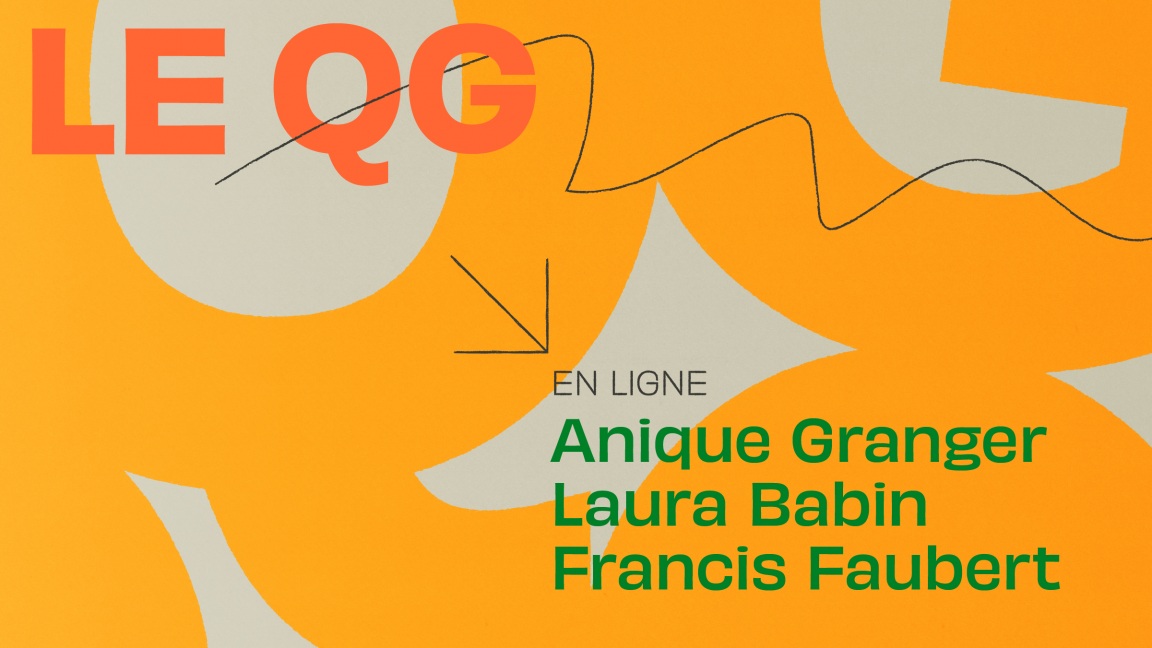 ANIQUE GRANGER + LAURA BABIN + FRANCIS FAUBERT